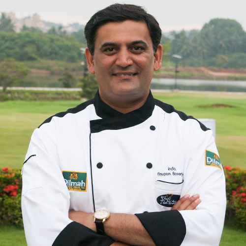 Anupam Banerjee - Chef and the Tea Maker