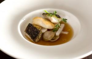 Seafood Consommé