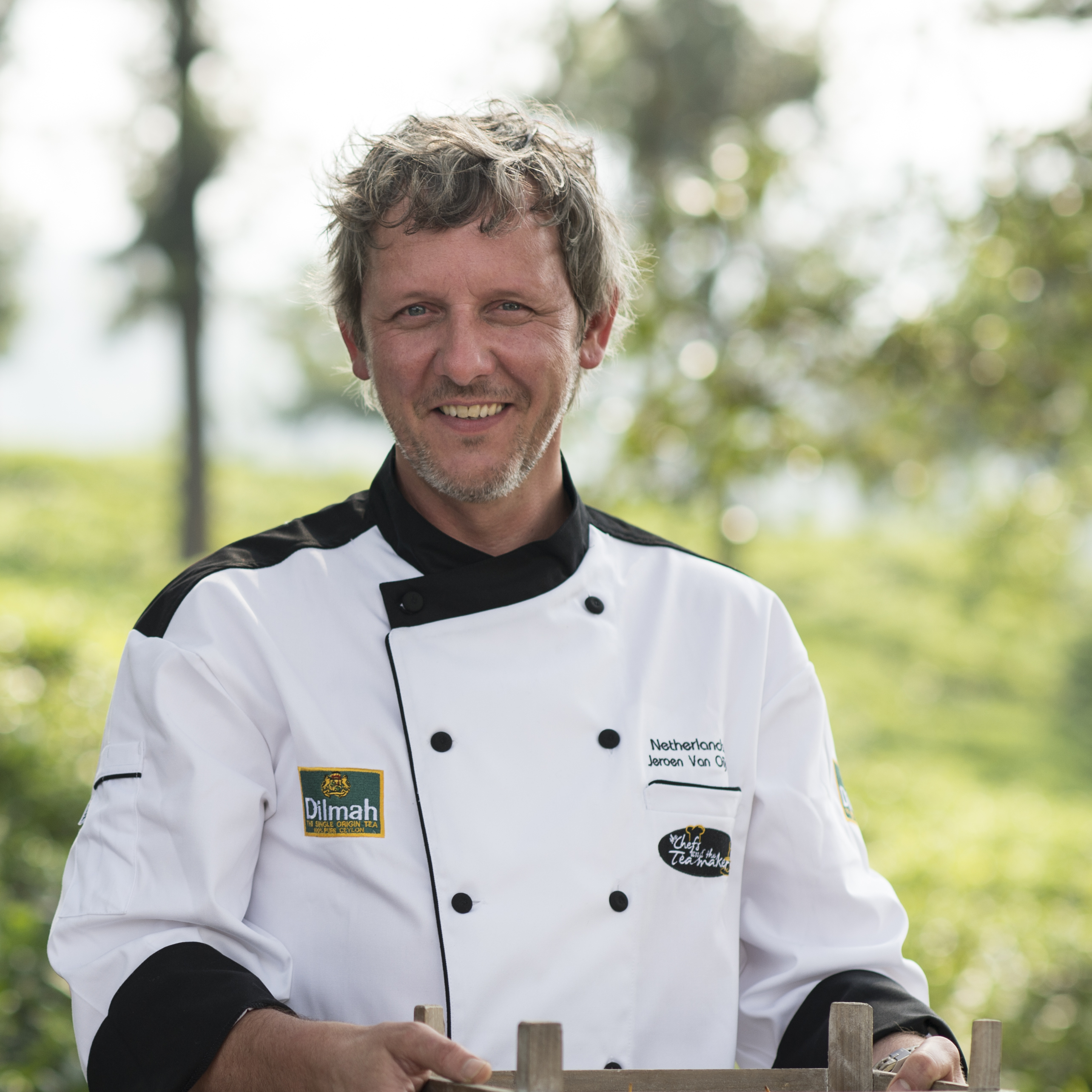 Jeroen Van Oijen - Chef and the Tea Maker